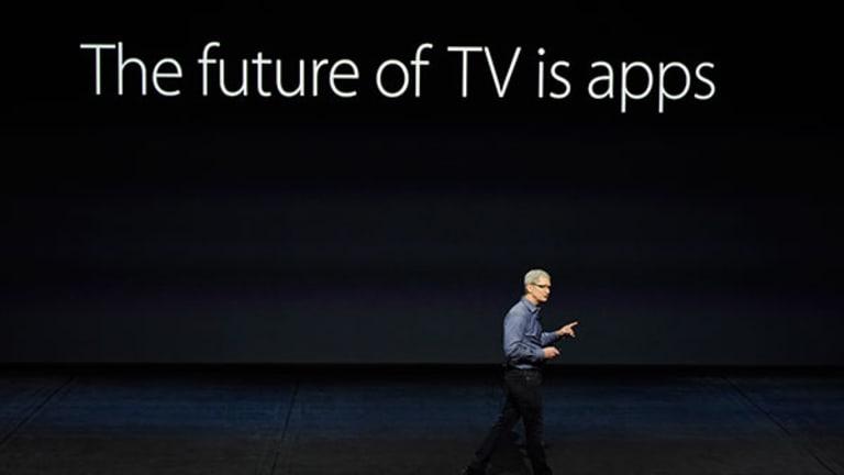 Apple Announces New TV App