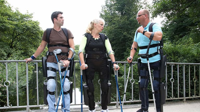 ReWalk CEO Discusses IPO, and How the Company Is Helping Paraplegics Walk