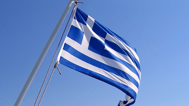 Greek Small Business Owners Face Worried Customers, Uncertain Future