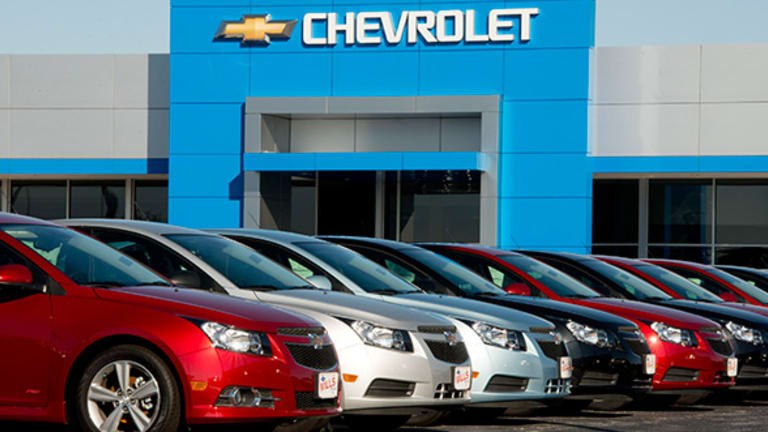 GM's Chevrolet to Unveil Apps Connectivity System for 2016 Models