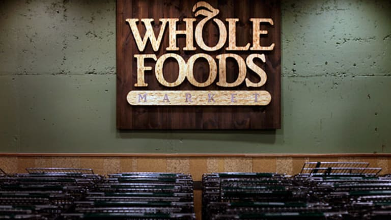 Cramer: Whole Foods Stock Could Push to $60; Wal-Mart 'Re-Energized'