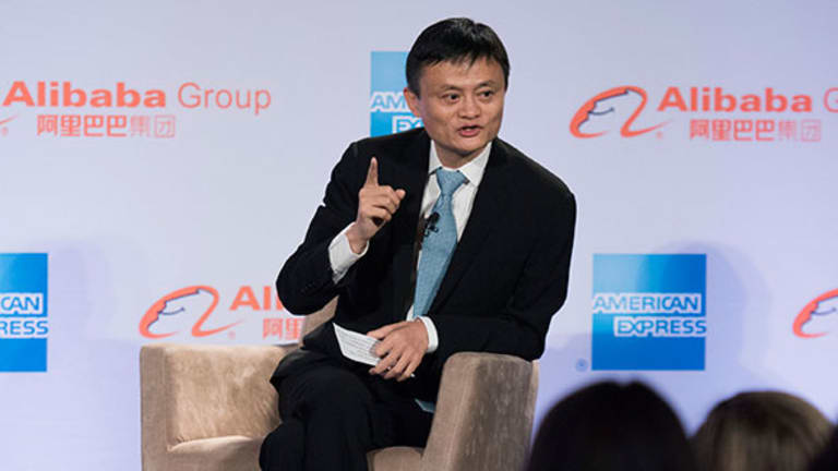 Alibaba Stock Slumps as Big Government Goes After Big Business Yet Again