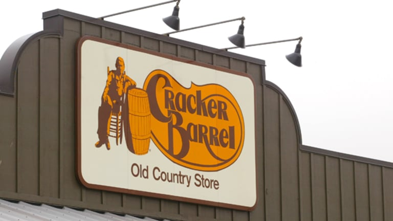Here's Why Cracker Barrel (CBRL) Stock is Advancing Today