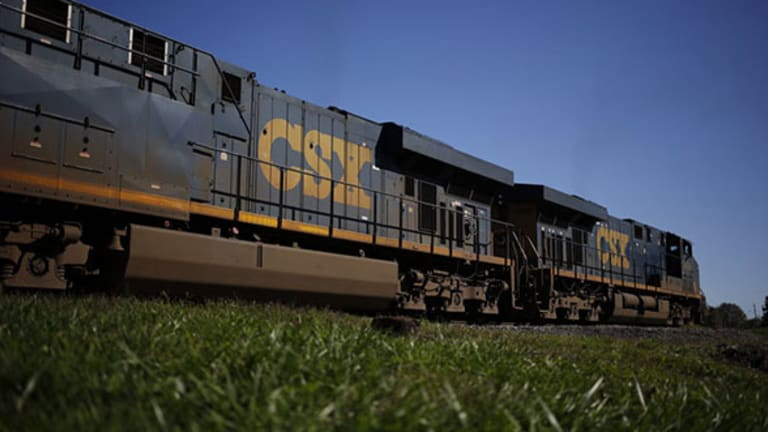 CSX's Miserable Earnings Just Ruined the Red-Hot Railroad Trade