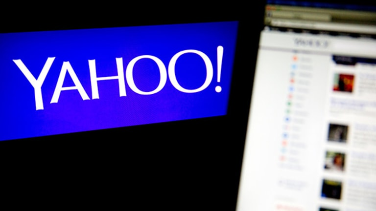 Yahoo! (YHOO) Stock Higher, Sets Deadline for Preliminary Bids