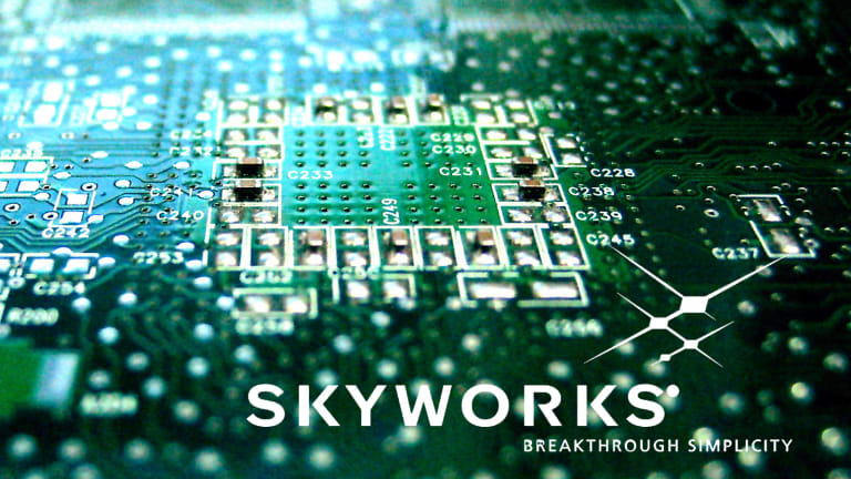 Here's a Reason Why Skyworks Solutions (SWKS) Stock is Declining Today