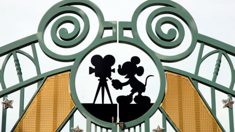 Must-See Charts for Disney: The 'Mouse House' Could Jump on Earnings