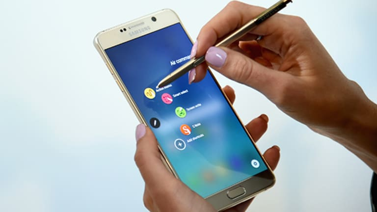 Samsung Galaxy Note5 Review: There's A Problem