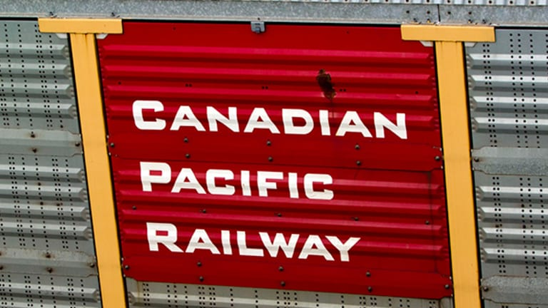 Canadian Pacific Railway (CP) Stock Upgraded at RBC Capital
