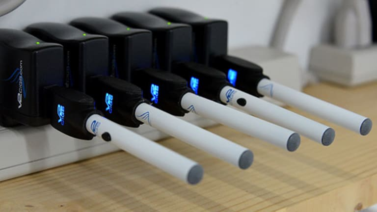 Can E-Cigarettes Really Help Save the Tobacco Industry?
