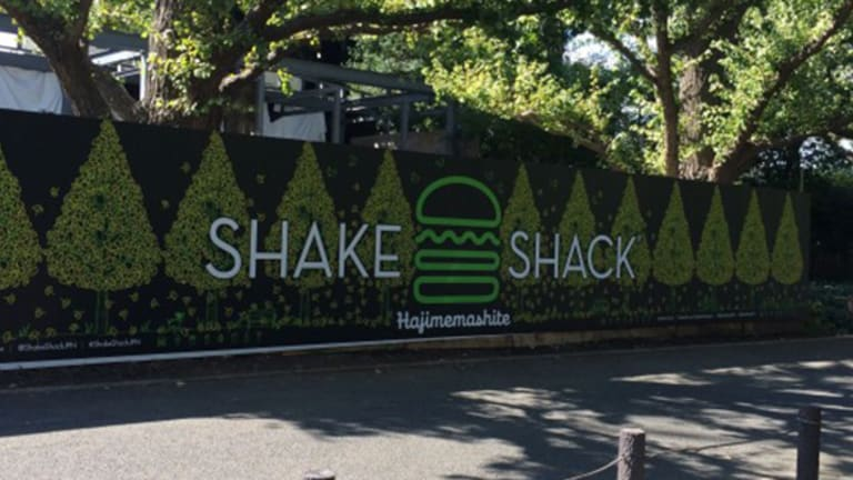 Shake Shack Is Quietly Building a Global Restaurant Empire