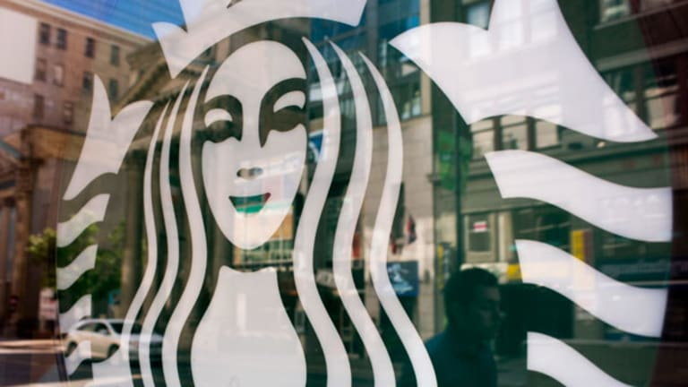 Starbucks, a Long-Term Play, Is Brewing Up Global Returns