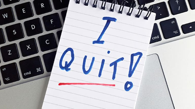 Is Now the Time to Quit Your Job?