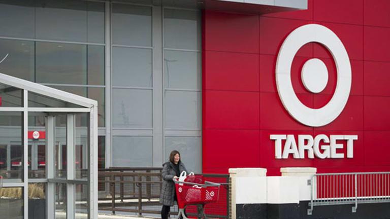 Target Reports Solid Quarter, but Shares Still Get Hammered