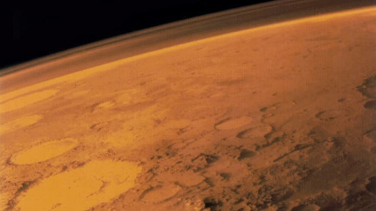 Water Found on Mars -- 5 Companies that Can Benefit