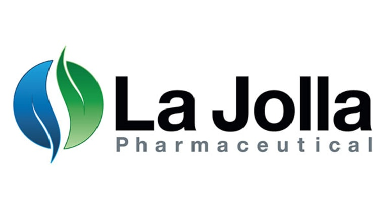 4 Big-Volume Stocks to Trade for Breakouts: La Jolla Pharma and More