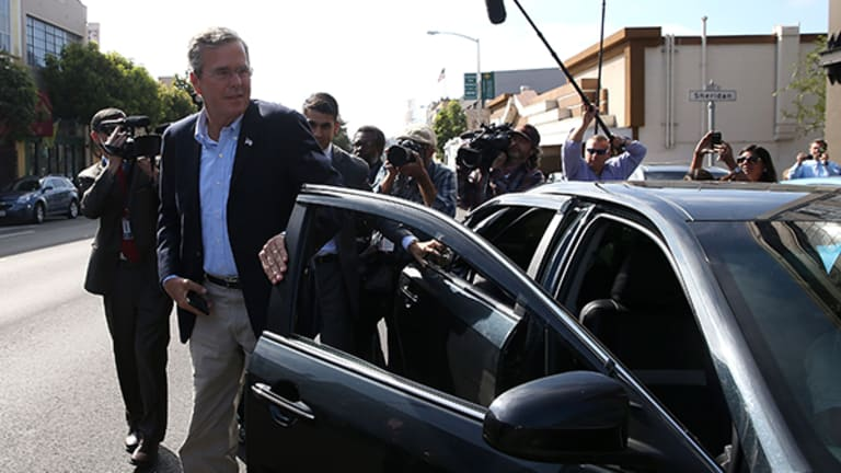 What Does Your Presidential Candidate Drive?