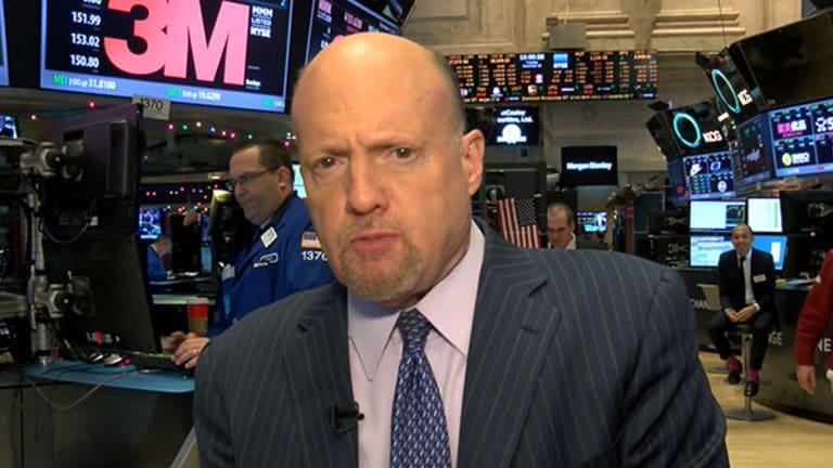 Checking Off My List; Oil and the 2009 Bank Crisis: Jim Cramer's Best Blogs