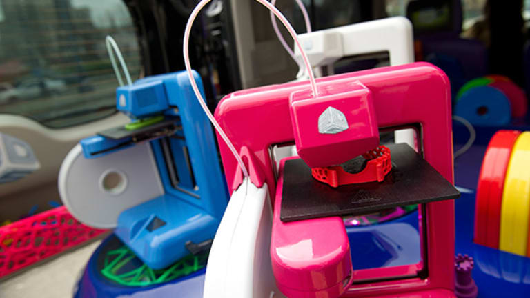 Is Investing in 3-D Printing Right for You? 3 Stocks to Buy
