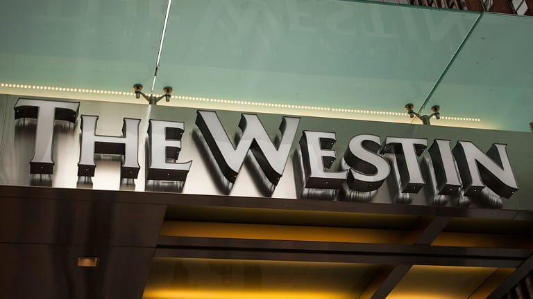 Starwood Hotels Poised to Climb Amid Time-Share Spinoff and Merger Speculation