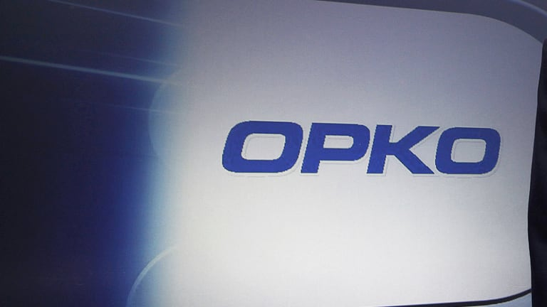 One Reason Opko Health (OPK) Stock is Gaining Today