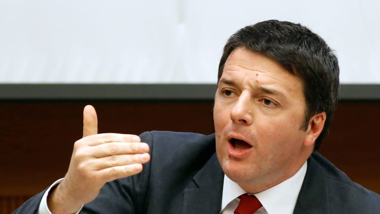 Italian Referendum Vote is a Do or Die Moment for Prime Minister Renzi