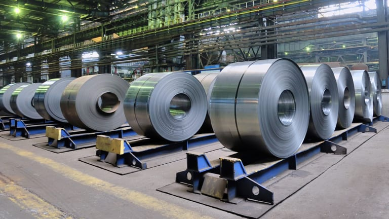 Reliance Steel Rallies on Earnings but Is Still 'Undervalued'