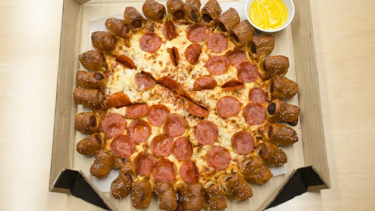 Can the New Hot Dog Bites Pizza Help Save Pizza Hut?