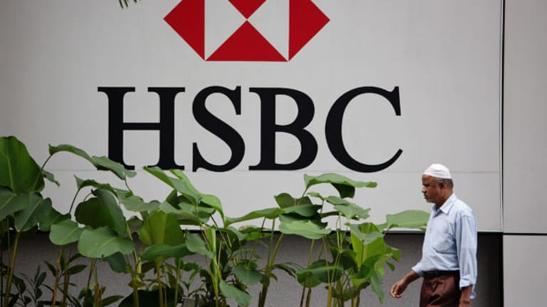 HSBC Stock Down, Seeks Release of $10 Billion in Trapped U.S. Capital
