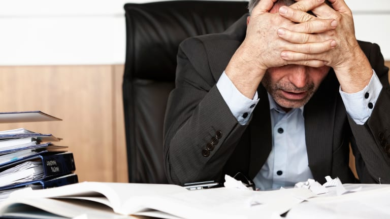 Workers Who Don't Feel Appreciated Suffer from Extra Stress and Discontent with their Jobs