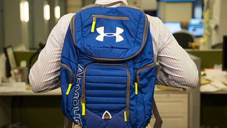 Under Armour (UA) Stock Up, Guggenheim Initiates Coverage