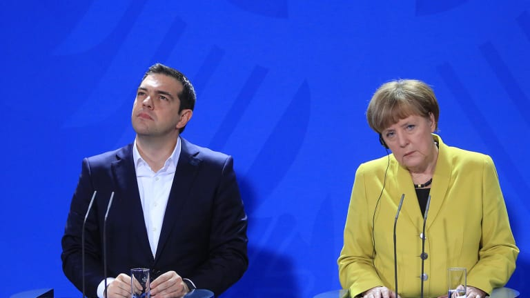Jim Cramer: It's Up to the Germans to End the Greek Debt Crisis