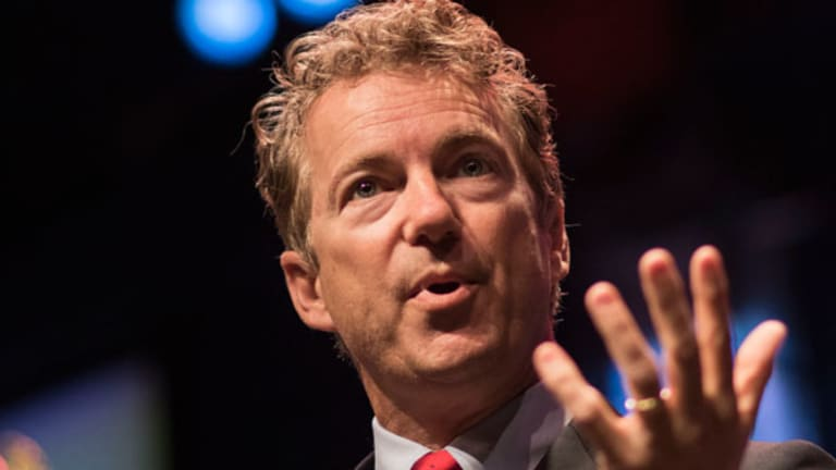 If Libertarian Rand Paul Was President, Here's What the U.S. Economy Would Look Like