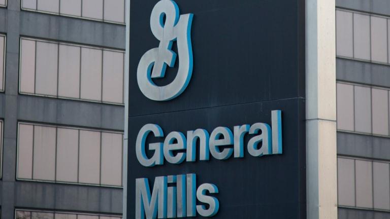 general mills dividend