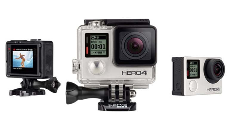 GoPro (GPRO) Stock Up, Earnings Estimates Raised at Pacific Crest