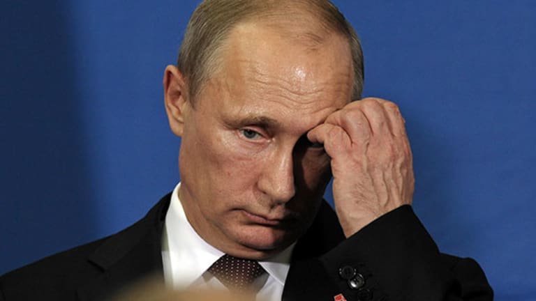 Vladimir Putin Probably Hates This ETF (but You Should Love It)