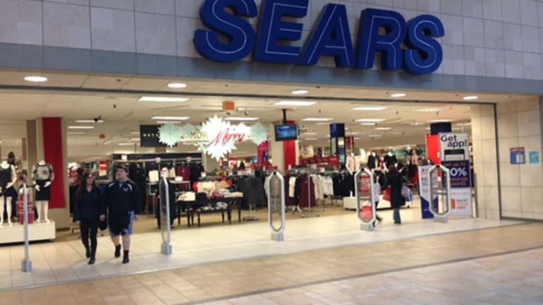Sears (SHLD) Stock Drops, Jim Cramer: 'Very Horrendous Numbers'
