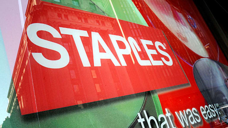 Staples' Buyout of Office Depot Hinges on Antitrust Approval