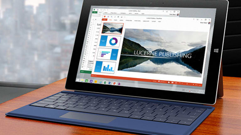 Microsoft Surface 3 Review -- A Less Expensive, Real Windows Tablet