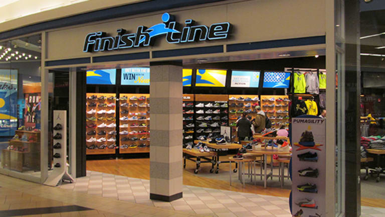 Finish Line's Turnaround Is Taking Shape, and Nike and Under Armour Should Only Help