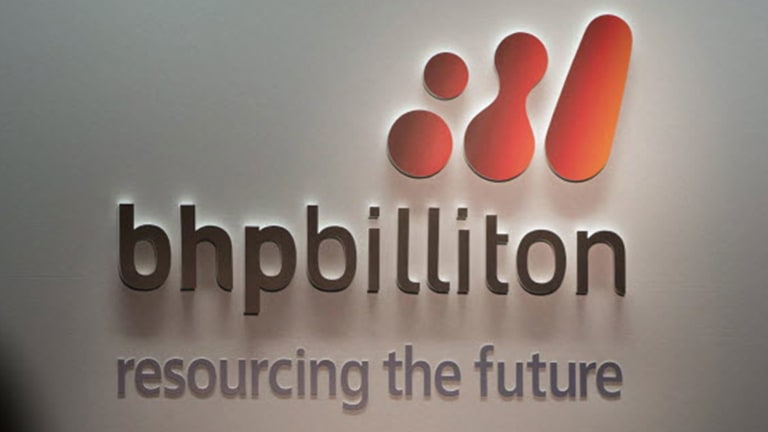 Here's Why BHP Billiton (BHP) Stock is Tumbling Today