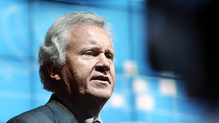 Immelt's $37 Million Pay Package Shows He's Still the Boss