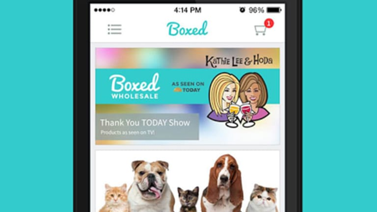 Boxed Raises $25 Million to Expand Delivery Service for Bulk Items