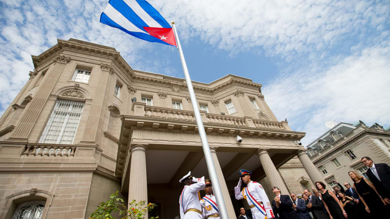 U.S., Cuba Restore Full Diplomatic Ties, but Island's Not 100% Open for Business