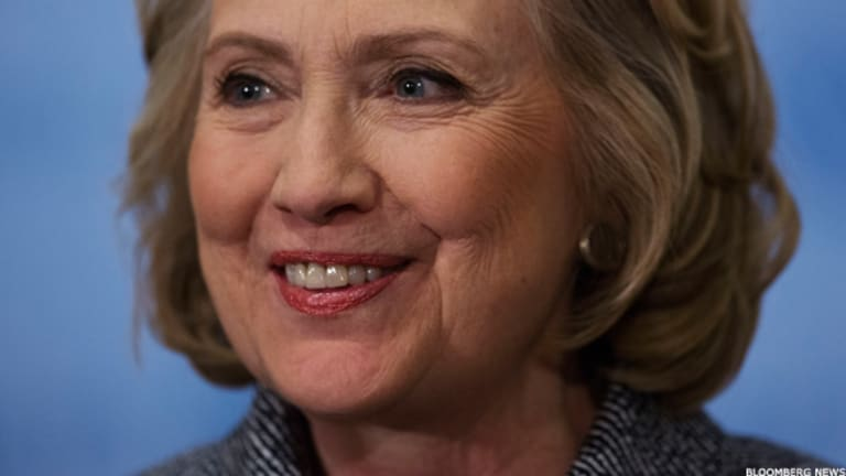 Celebrities Take to Twitter to Wish Hillary Clinton a Happy Birthday