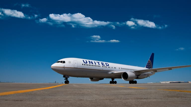 Boeing 767s Find New Life on United's Newark-Europe Routes
