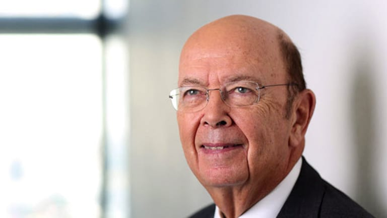 "Trump Taps ""King of Bankruptcy"" Wilbur Ross for Secretary of Commerce"