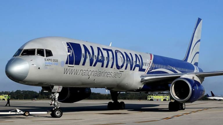 New National Airlines Eyes Used Boeing 777s, U.K. Route, More Cities