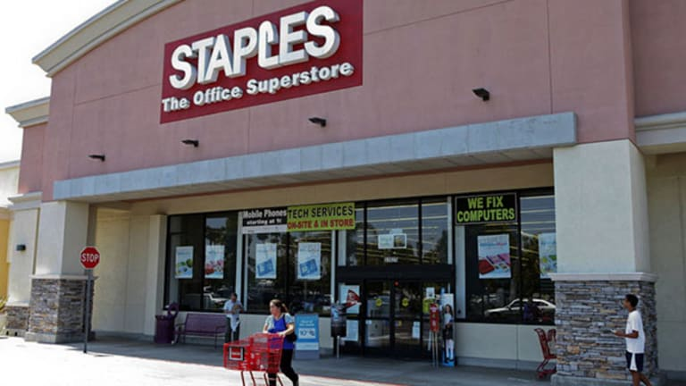 Staples Merger With Office Depot Won't Fix Slumping North American Profits