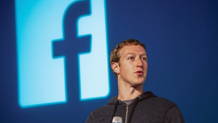 Facebook Jumps as It Upgrades Messenger to Send Money to Friends